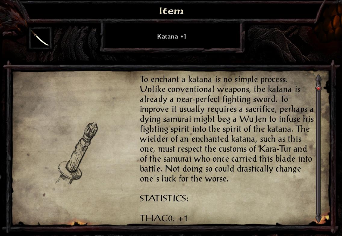Katana +1