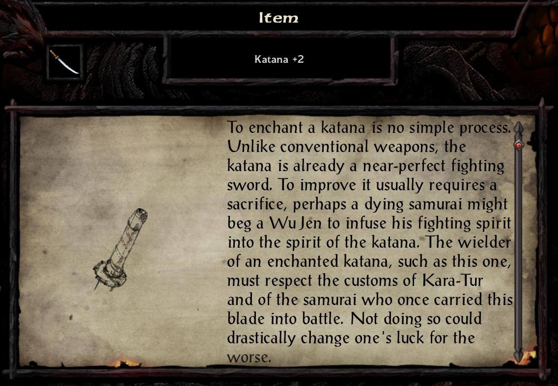 Katana +2