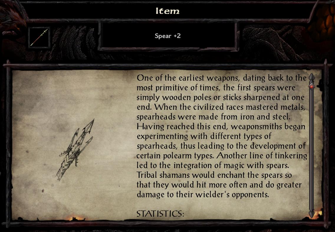 Spear +2