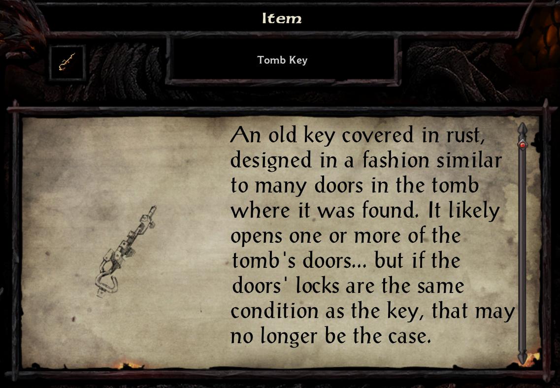 Tomb Key