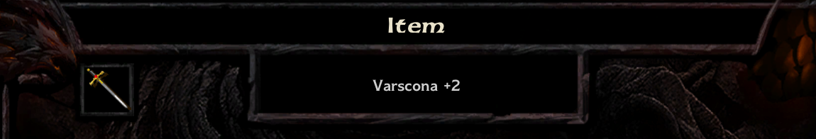Varscona +2 Header