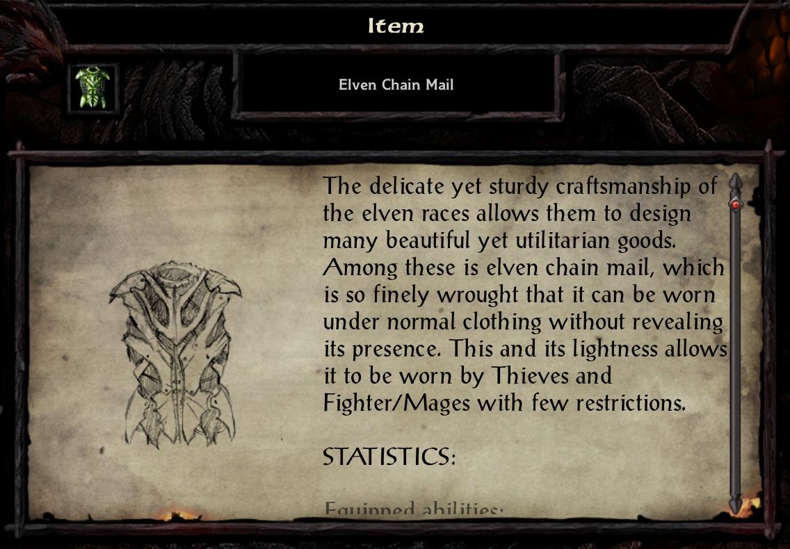 Elven Chain Mail